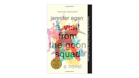 """<strong>2012 </strong><br />No award presented <br /> <br /><strong>2011 </strong><br /><strong>""""A Visit from the Goon Squad"""" by Jennifer Egan ($12.85; </strong><a href=""""http://amzn.to/2D8zv72"""" target=""""_blank"""" target=""""_blank""""><strong>amazon.com</strong></a><strong>)</strong>"""