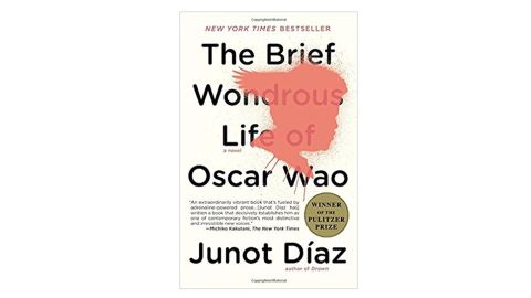 """<strong>2008 </strong><br /><br /><strong>""""The Brief Wondrous Life of Oscar Wao"""" by Junot Diaz ($10; </strong><a href=""""http://amzn.to/2ml1oys"""" target=""""_blank"""" target=""""_blank""""><strong>amazon.com</strong></a><strong>) </strong>"""