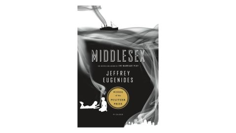 """<strong>2003 </strong><br /><br /><strong>""""Middlesex"""" by Jeffrey Eugenides ($10.99; </strong><a href=""""http://amzn.to/2DoD1YB"""" target=""""_blank"""" target=""""_blank""""><strong>amazon.com</strong></a><strong>) </strong>"""