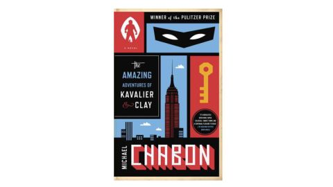 """<strong>2001 </strong><br /><br /><strong>""""The Amazing Adventures of Kavalier & Clay"""" by Michael Chabon ($11.55; </strong><a href=""""http://amzn.to/2qZtgO3"""" target=""""_blank"""" target=""""_blank""""><strong>amazon.com</strong></a><strong>) </strong>"""