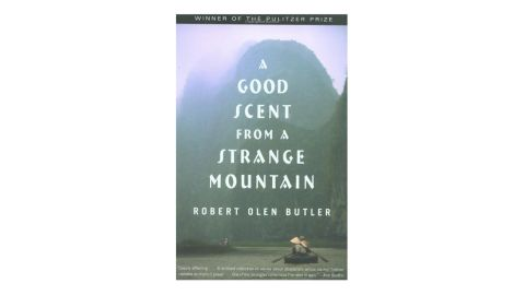 """<strong>1993 </strong><br /><br /><strong>""""A Good Scent from a Strange Mountain"""" by Robert Olen Butler ($11.16; </strong><a href=""""http://amzn.to/2DrEIVu"""" target=""""_blank"""" target=""""_blank""""><strong>amazon.com</strong></a><strong>) </strong>"""