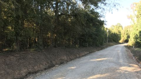 Hunters found Timothy Coggins' mutilated body off this rural road in Sunny Side in 1983.