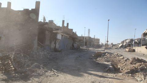 Raqqa,Syria