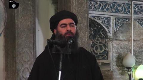 where is isis leader abu bakr al baghdadi pkg paton walsh_00015316.jpg