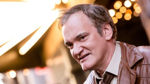 LOS ANGELES, CA - AUGUST 10: Quentin Tarantino arrives for Sundance NEXT FEST Opening Night Honoring Quentin Tarantino at The Theater at The Ace Hotel on August 10, 2017 in Los Angeles, California.  (Photo by Gabriel Olsen/FilmMagic)