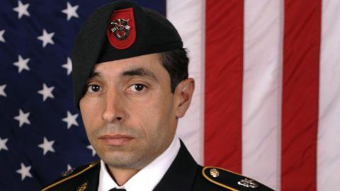 Staff Sgt. Mark R. De Alencar was killed in Afghanistan in April.
