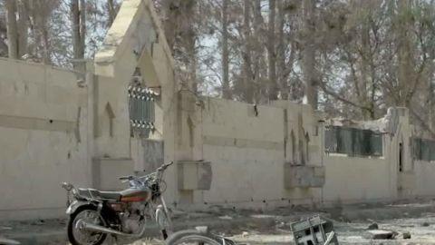 inside a former isis jail in raqqa paton walsh_00001610.jpg