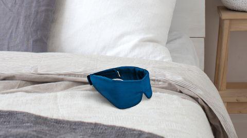 "<strong>Sleep Master Sleep Mask ($25.90; </strong><a href=""https://amzn.to/2HpK04K"" target=""_blank"" target=""_blank""><strong>amazon.com</strong></a><strong>) </strong>"