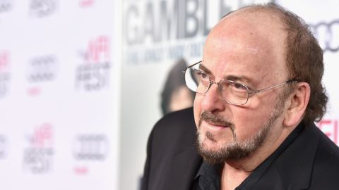 Hollywood screenwriter and director James Toback