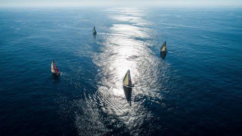 According to the Ellen MacArthur Foundation, eight million tonnes of plastic waste reaches our seas each year.