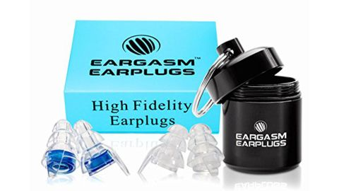 """<strong>Eargasm High Fidelity Earplugs ($29.88, originally $34.95; </strong><a href=""""https://amzn.to/2vIK7at"""" target=""""_blank"""" target=""""_blank""""><strong>amazon.com</strong></a><strong>)</strong>"""
