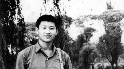 """From 1969 to 1975, Xi workedas an agricultural laborer in Liangjiahe, China. He was among the millions of urban youths who were """"sent down,"""" forced to leave cities to work as laborers in the countryside."""