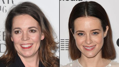 """Olivia Colman is reportedly taking over for Claire Foy on """"The Crown."""""""