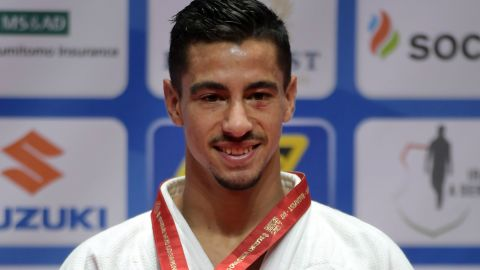 """A gold medalist at the 2017 European Open, Flicker first got into judo when his father took him to a martial arts center. """"I think the most obvious value people can take from judo and apply to their lives is respect,"""" the former world No. 1 told CNN during the <a href=""""https://edition.cnn.com/2018/02/12/sport/paris-grand-slam-judo-abe-bilodid-krpalek-agbegnenou-deguchi/index.html"""">2018 Paris Grand Slam</a>. """"Before a fight, you give a bow to your opponent. Then you fight like you want to eat each other, but at the end of the fight you shake hands and bow again. Other sports could learn from that."""""""