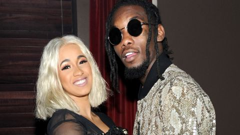 """Rappers Cardi B and Offset came clean about being married <a href=""""http://tmz.vo.llnwd.net/o28/newsdesk/tmz_documents/0625_cardi_b_offest_marriage%20cert%202.pdf"""" target=""""_blank"""" target=""""_blank"""">after TMZ published a copy of their marriage certificate.</a> Cardi tweeted of their secretly getting married in September 2017 """"Our relationship was so new breaking up and making up and we had a lot of growing up to do but we was so in love we didn't want to lose each other, was one morning in September we woke up and decided to get married."""""""