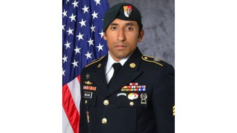 Staff Sgt. Logan Melgar, a Green Beret, was killed in June in Mali.  Melgar, 2nd Battalion, 3rd Special Forces Group, Fort Bragg, was part of a small group of U.S. military personnel working Bamako, Mali in support of the U.S. Embassy.