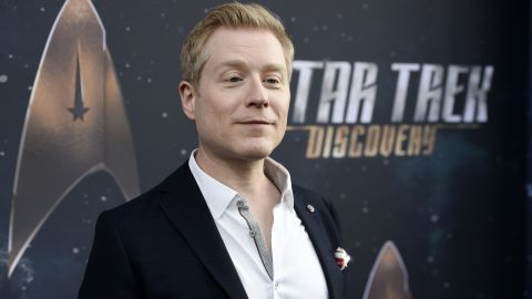 """Anthony Rapp is a cast member in """"Star Trek: Discovery."""""""