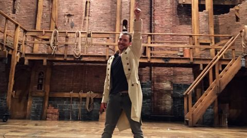 """Miguel Cervantes, star of the Chicago production of """"Hamilton,"""" says he was inspired by the show to get involved in epilepsy awareness."""