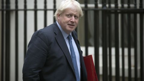 Britain's Foreign Secretary Boris Johnson is set to visit Iran before the end of 2017.