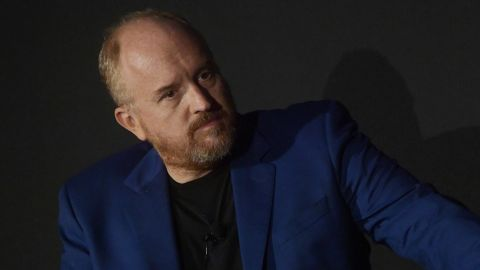 """In November comedian Louis C.K. issued a lengthy apology after five women accused him of sexual misconduct in a New York Times story. """"These stories are true,"""" he said in his statement"""