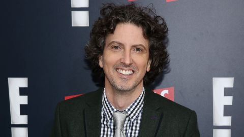 """Mark Schwahn attends """"The Royals"""" New York Series Premiere at The Standard Highline on March 9, 2015 in New York City.  (Photo by Neilson Barnard/Getty Images)"""