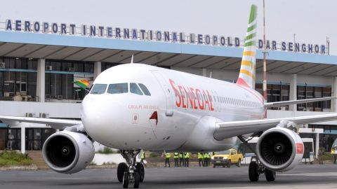Dakar's existing international airport has been affected by heavy traffic congestion.