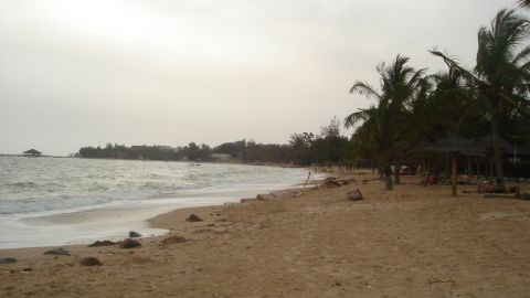 The Saly Portudal resort area on Senegal's southern coast could benefit from increased visitor numbers via the new airport.