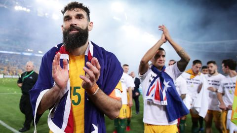 """But Eriksen wasn't the only midfielder to take home the match ball during qualifying that week, with Australia's <a href=""""http://edition.cnn.com/2017/11/14/sport/denmark-world-cup-ireland-rout/index.html"""">Mile Jedinak coming to the fore</a> in a 3-1 win against Honduras."""