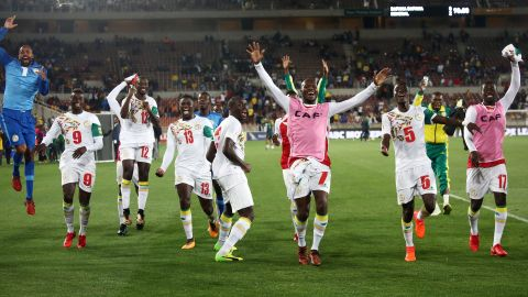 It's the first time Senegal have qualified for a World Cup since 2002 when they defied the odds to reach the quarterfinals. Their captain that year, Aliou Cissé, now leads them from the dugout.