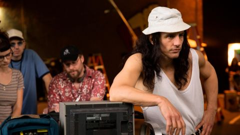 """<strong>Best actor in a motion picture -- musical or comedy:</strong> James Franco, """"The Disaster Artist"""""""