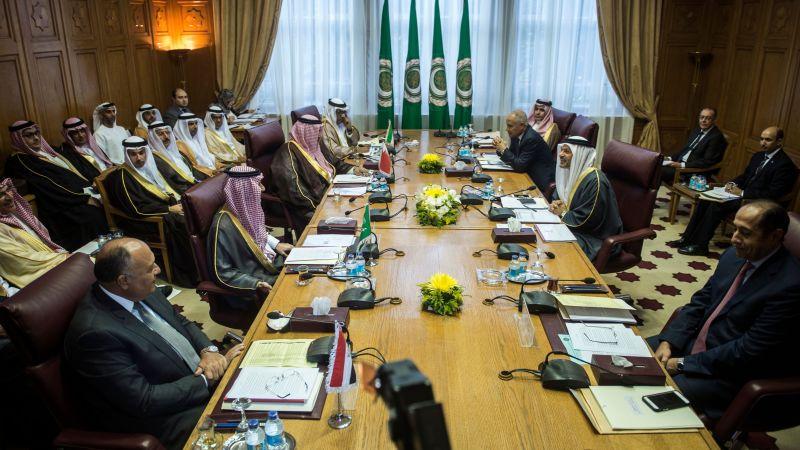 Arab League states condemn Hezbollah as 'terrorist organization' | CNN
