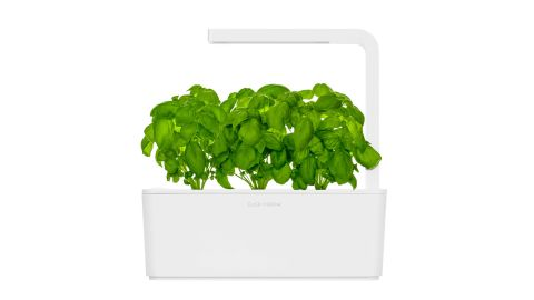 """<strong>C: Click and Grow Indoor Smart Fresh Herb Garden Kit ($59.95; </strong><a href=""""http://www.anrdoezrs.net/links/8314883/type/dlg/sid/1217azgiftguide/https://www.clickandgrow.com/products/smart-herb-garden"""" target=""""_blank"""" target=""""_blank""""><strong>clickandgrow.com</strong></a><strong>)</strong>"""