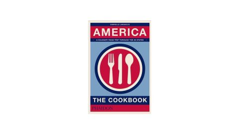 """<strong>G: Gabrielle Langholtz """"America: The Cookbook"""" ($31.42; </strong><a href=""""https://www.target.com/p/america-the-cookbook-hardcover-gabrielle-langholtz/-/A-52866246"""" target=""""_blank"""" target=""""_blank""""><strong>target.com</strong></a><strong>) </strong>"""