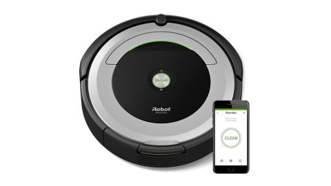 """<strong>I: iRobot Roomba 690 Wi-Fi Connected Vacuum ($374.99; </strong><a href=""""http://www.anrdoezrs.net/links/8314883/type/dlg/sid/1217azgiftguide/http://store.irobot.com/default/roomba-vacuuming-robot-vacuum-irobot-roomba-690/R690020.html?cgid=us"""" target=""""_blank"""" target=""""_blank""""><strong>irobot.com</strong></a><strong>) </strong>"""