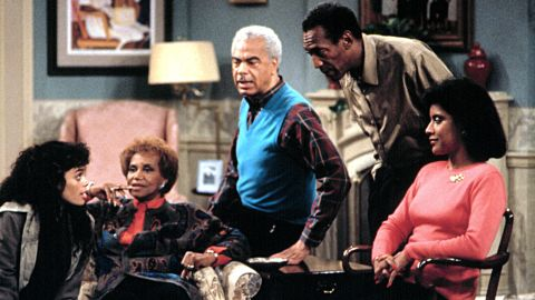 """<a href=""""http://www.cnn.com/2017/11/20/entertainment/earle-hyman-dies/index.html"""" target=""""_blank"""">Earle Hyman</a>, a longtime stage and TV actor who was best known for playing Bill Cosby's father on """"The Cosby Show,"""" died Friday, November 17. Hyman was 91."""