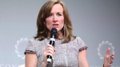 NEW YORK, NY:  Member of the United States of House of Representatives from New York Kathleen Rice. (Photo by Ben Hider/Getty Images for Concordia Summit)