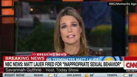 Matt Lauer NBC terminated co host reacts_00003421.jpg