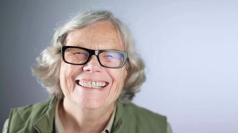 Susan Finley, 81, is celebrating her 60th year at NASA's Jet Propulsion Laboratory.