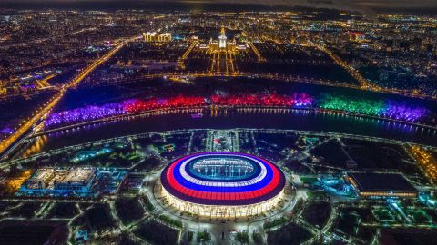 <strong>Luzhniki Stadium World Cup schedule: </strong>Group stage, last 16, semifinal, final<br /><strong>Legacy: </strong>The 81,006-seater will retain its status as the country's leading football stadium, hosting competitive international matches and friendlies.