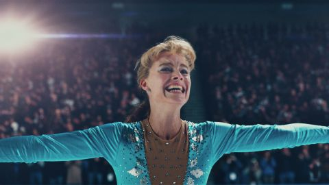 Margot Robbie in 'I, Tonya.' Based on the life of figure skater Tonya Harding, the film scored three nominations, including best musical or comedy.