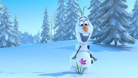 """Olaf from """"Frozen"""" is the subject of a short film fans didn't love. """"Olaf's Frozen Adventure"""" was running before showings of """"Coco"""" and<a href=""""http://www.cnn.com/2017/12/04/entertainment/olaf-frozen-short/index.html"""" target=""""_blank""""> there was speculation the run was ended because of audience complaints. </a>""""Frozen"""" was more of a phenomenon. Here's a look at some of the interesting numbers the project racked up as of 2014."""