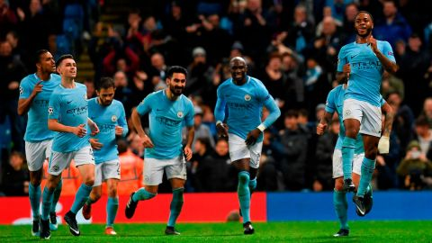 Sitting eight points clear at the top, City have won 14 of their 15 matches and are currently on a 13-game winning streak -- a Premier League record.