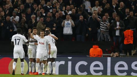 Most had written off Tottenham before a ball had been kicked. Grouped with Real Madrid and Borussia Dortmund -- and with the Wembley hoodoo still lingering -- it seemed as though Mauricio Pochettino's men were destined for another exit at the group stages. However, they didn't just survive the group, they thrived and won five of their six games -- including wins at home to Real Madrid and away to Dortmund. The only dropped points came at the Bernabeu.