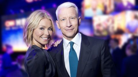 """CNN's <a href=""""http://www.cnn.com/profiles/anderson-cooper-profile"""" target=""""_blank"""">Anderson Cooper</a> and ABC's <a href=""""https://kellyandryan.com/uncategorized/kelly-bio/"""" target=""""_blank"""" target=""""_blank"""">Kelly Ripa</a> will co-host the 12th annual """"CNN Heroes: An All-Star Tribute,"""" airing live on CNN Sunday, December 9 at 8 p.m. ET. The pair will emcee the star-studded show from New York's iconic American Museum of Natural History."""