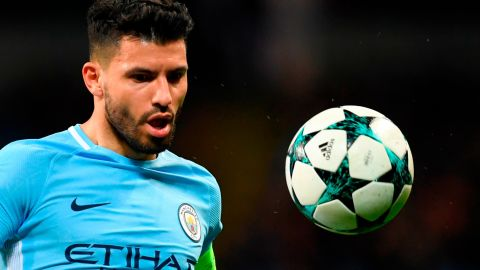 Manchester City's all-time leading goal scorer Sergio Aguero currently leads the club's charts with nine Premier League goals this season. City have scored a total of 46 goals in 15, 11 more than their nearest rival. Teammate Sterling joins him on nine goals, with Gabriel Jesus one back with eight.