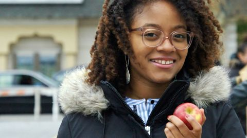 Haile Thomas' dad was diagnosed with Type 2 diabetes when Haile was about 8 years old. Her family's journey to help him be healthier through food and exercise worked -- reversing his diabetes. In the process, Haile learned about childhood obesity and wanted to help young people live healthier lives.