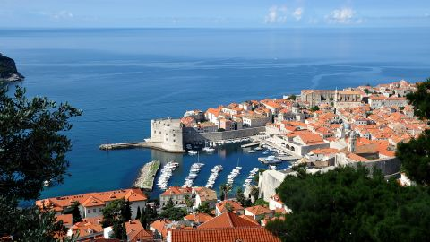 """<strong>Croatia, Dubrovnik: </strong>The jewel in Croatia's crown is romantic Dubrovnik, a UNESCO heritage site, with its charming Old Town. It's also must visit for sailing fans of """"Game of Thrones,"""" much of which was filmed here."""