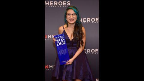 2017 CNN Young Wonder Christina Li