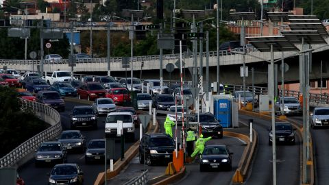 And in Mexico City, drivers spent an average of 58 hours in congestion during peak hours.