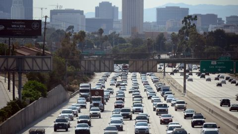 """Los Angeles consistently tops lists of the world's most congested cities. In metropolitan LA, 84% of commuters chose to drive or carpool to work in 2017, according to Inrix. It's no wonder LA is known as a """"driving city."""""""